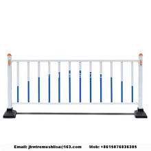 Pulverlackat Traffic Zinc Steel Fence